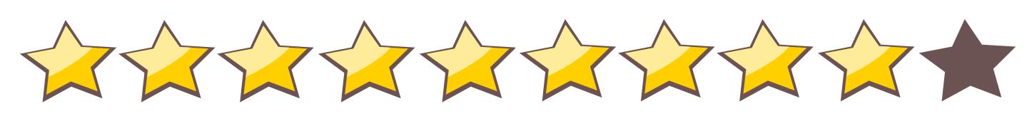 klantenbeoordeling 9,2 sterren DeTabletKoning